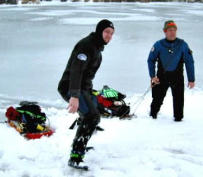 Ice Divers Scuba NY