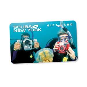 Scuba New York Gift Card