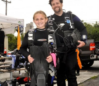 Family Diving Scuba New York