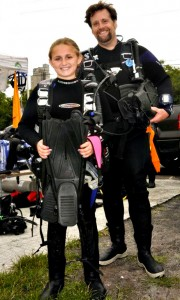 Scuba NY Family Diving